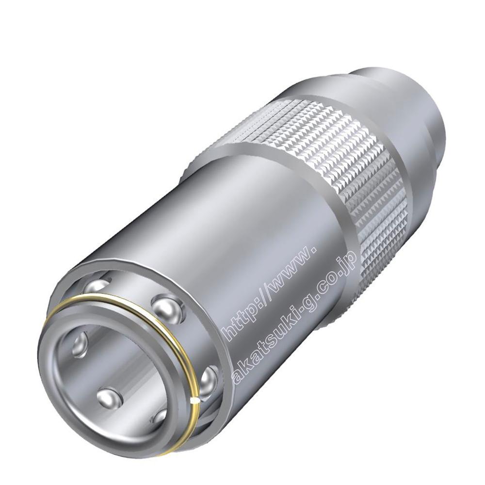 ヘリウムリーク(漏れ)検査用 ワンタッチカプラー  BWシリーズ