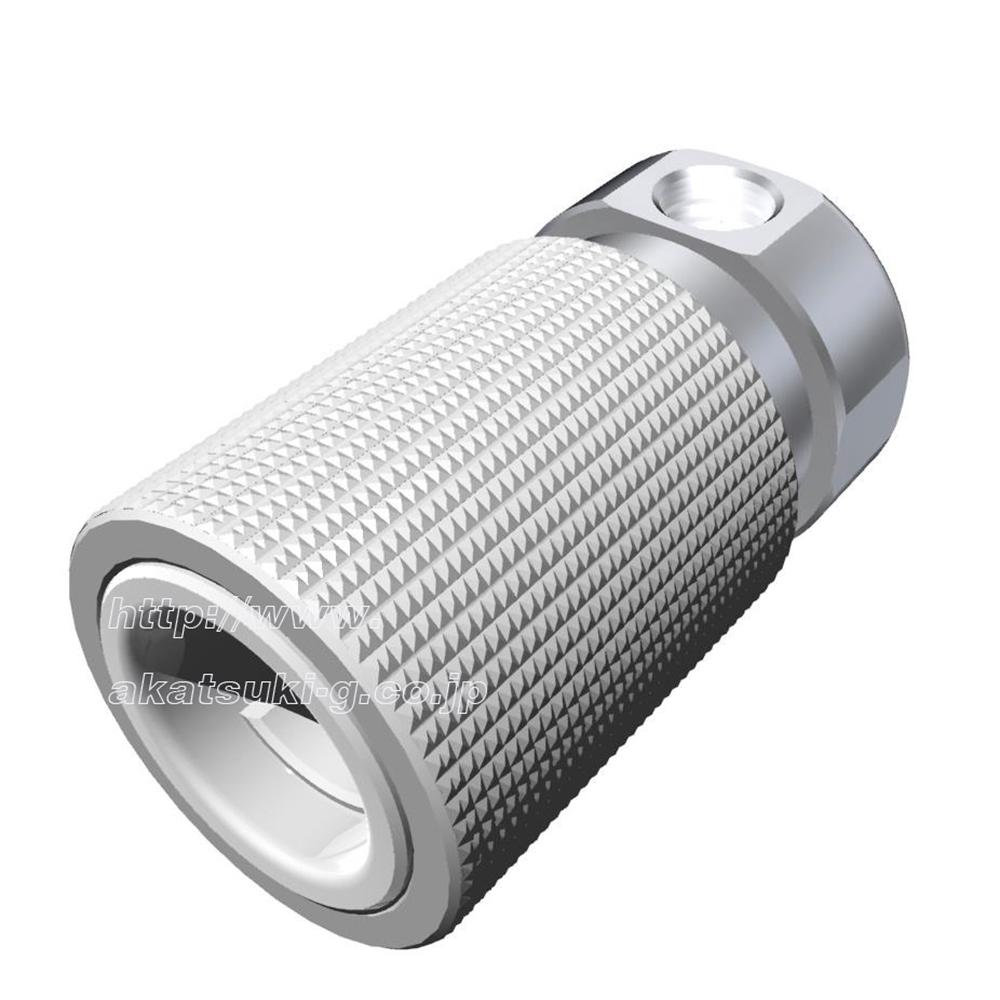 ヘリウムリーク(漏れ)検査用 ワンタッチカプラー  PHシリーズ